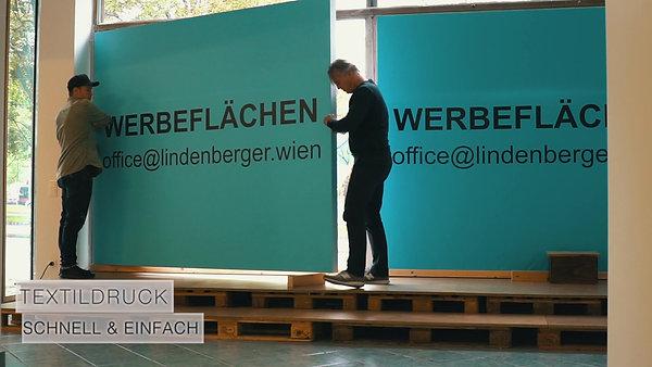 Werbeflächen Lindenberger
