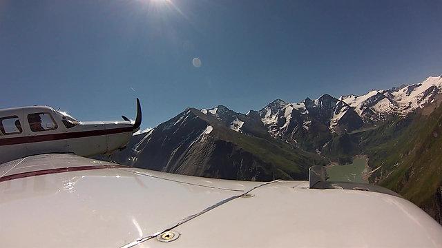 Alpenflug Zell am See
