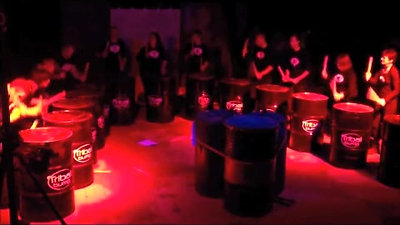 Tribal Bump - Teaser Nuit des Coteaux 2014