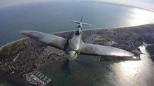 Boultbee Flight Academy - Spitfire flight experience