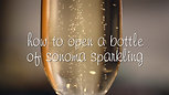 How to Open a Bottle of Sparkling Wine