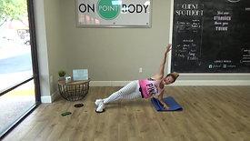 Kelly Slider Workout