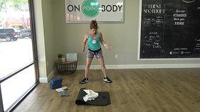 Megan Slider Workout