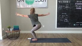 Megan Hour Glass Yoga