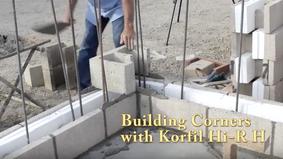 Building Corners with Hi-RH