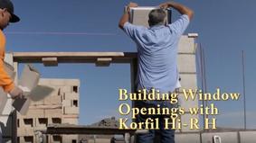 Hi-RH Window Openings