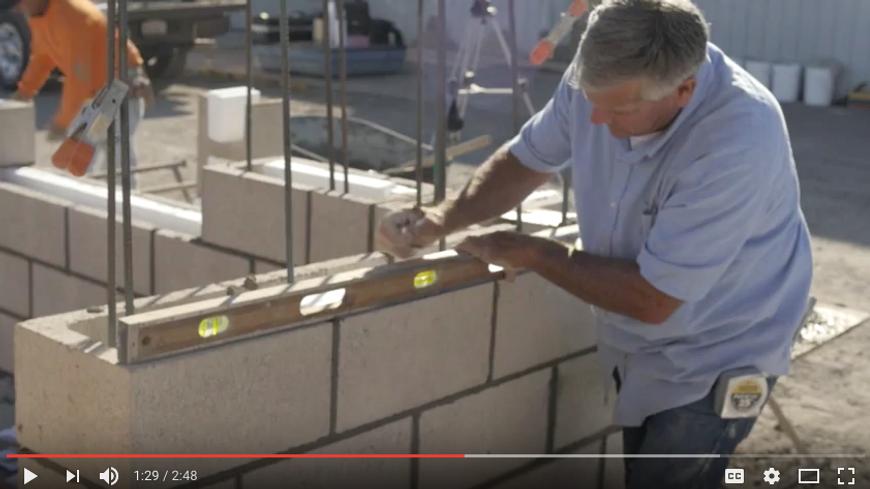 Single-Wythe Concrete Masonry Fundamentals