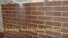 Cleaning Architectural Masonry: Best Practices