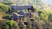 Relais&Chateau , Esiweni Lodge from the sky