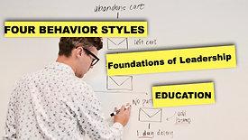 Four Behavior Styles