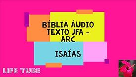 ISAÍAS - Bíblia Áudio com texto - sotaque Portugal