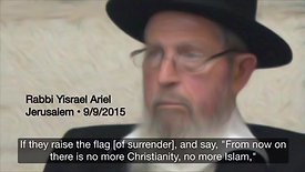 Rabbi says kill non Jews who refuse to follow Jewish laws