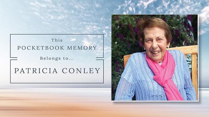 Pat Conley - Life Story