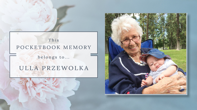 Ulla Przewolka - Life Story