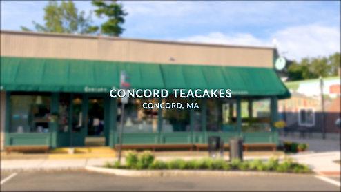 Concord Teacakes BitReel