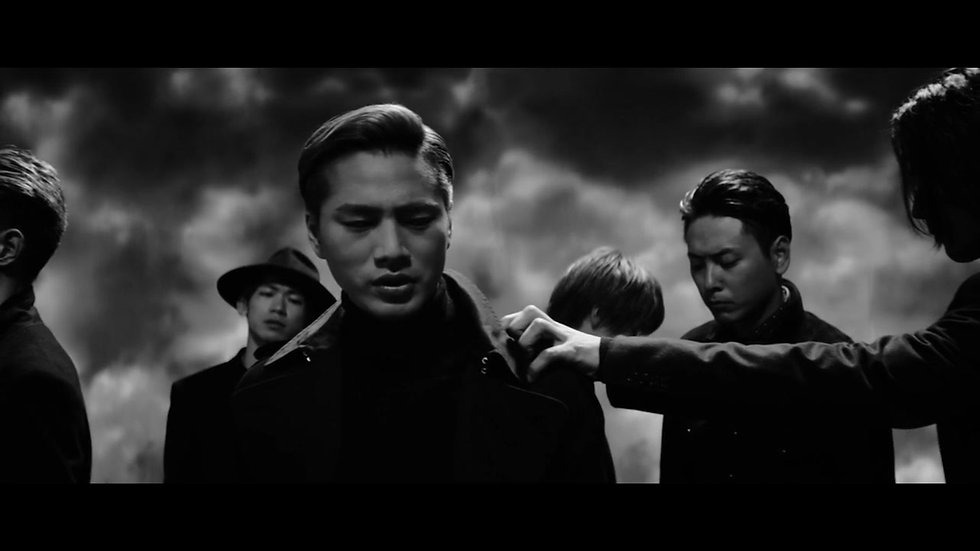 三代目 J Soul Brothers 「Unfair World」