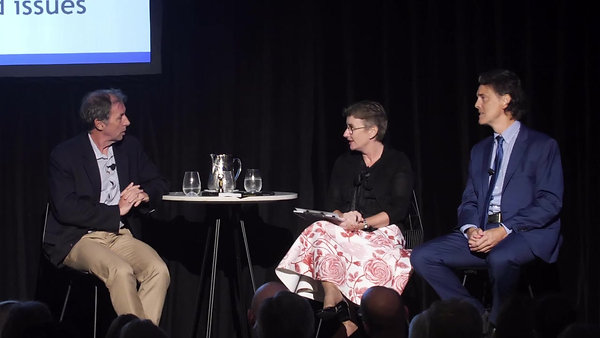 Launch Debate: Postmodernism is a Right Wing Philosophy with Professors Stephen Hicks and John Quiggin
