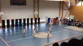 Equipe minime 2019 - 4ème au Championnat de France