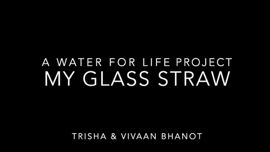 My Glass Straw