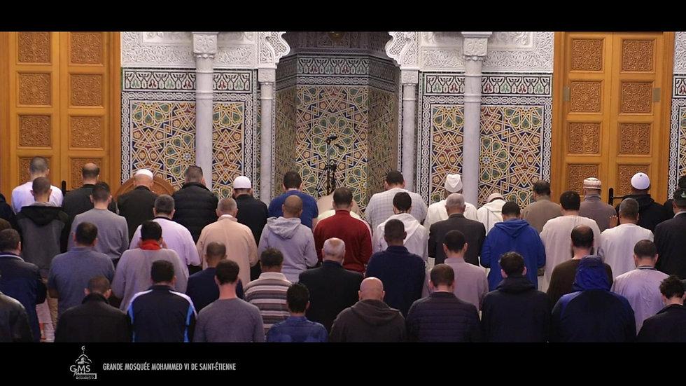 La Grande Mosquée Mohammed VI