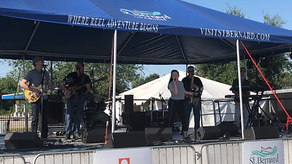 Hit The Road Jack / Oyster Festival / Violet, La