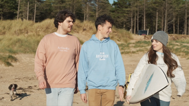 Arfordir Clothing Brand Video