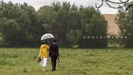 Annie & James highlights film