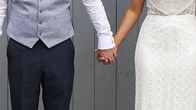 Wedding at The Barn, Faenol Fawr