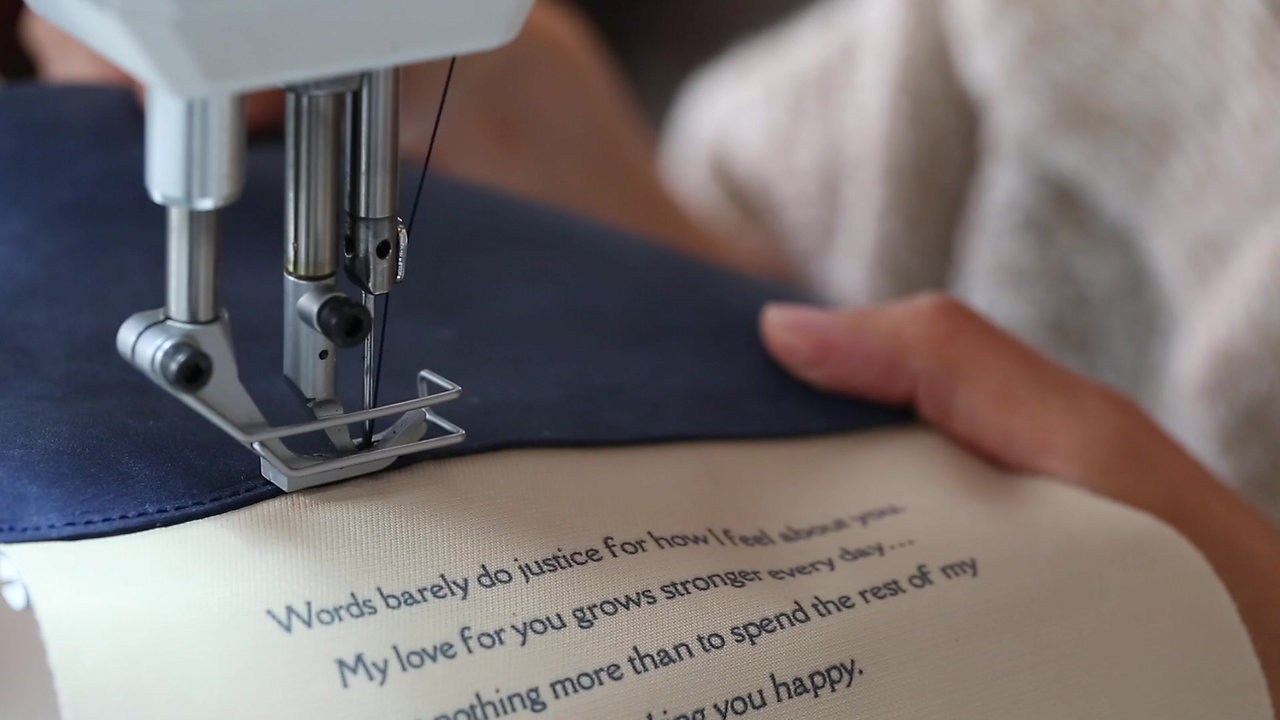 Handcrafting Your Custom Message Handbag