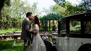 Jade & Chris – The Oak Grove