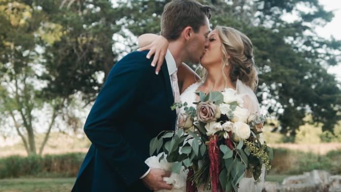 Grant & Abbie Fodness Wedding