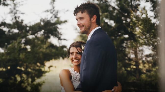 Nick & Haley Lentz Wedding