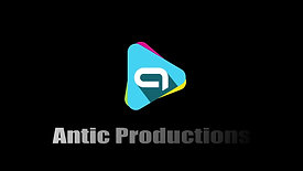 ANTIC PRODUCTIONS LOGO ANIMATION