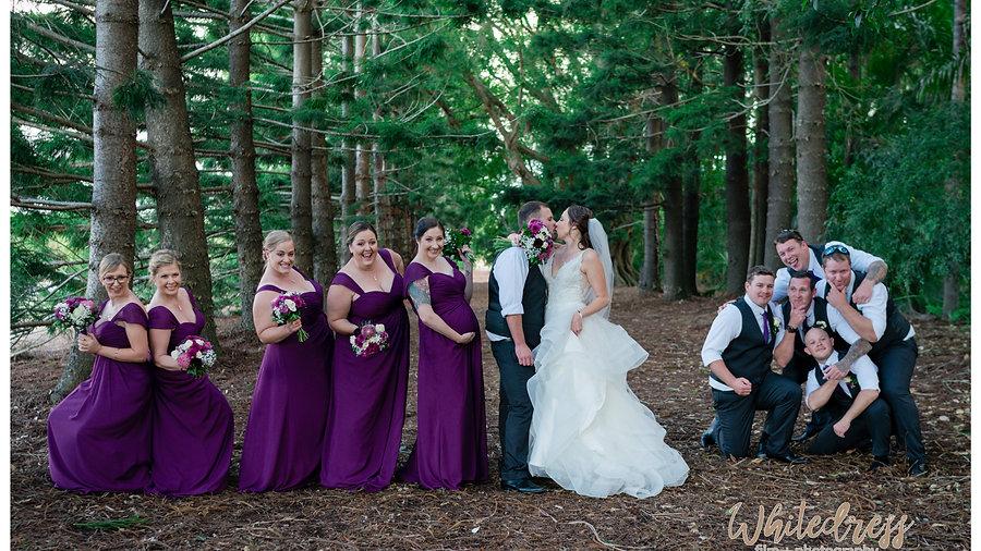 Leticia + Shannon | Weddings in the Grove Bundaberg | Wedding Highlight Film | Whitedress productions