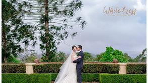 Emma + Clint | Flaxton Gardens | Wedding highlight film | Whitedress productions