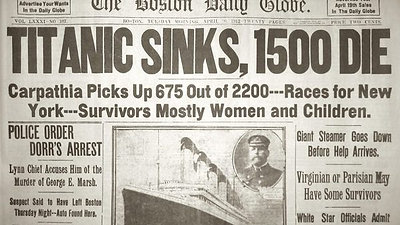 Titanic - Viimeinen tunti