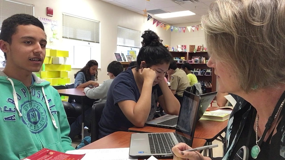 Conferring with Readers & Writers