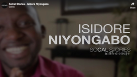 SoCal Stories - Isidore Niyongabo