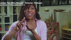 #DeafSuccess: Tara Miles, Educator - Performer - Professor