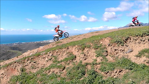 Riding heaven !