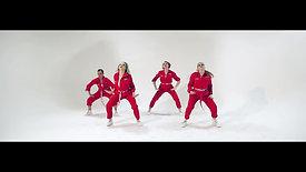 Танцевальный номер Deep Red (часть 1) команды Latent Sense