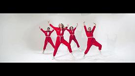 Танцевальный номер Deep Red (часть 2) команды Latent Sense