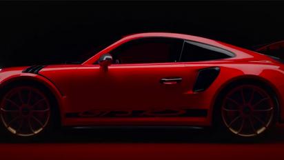 """Porsche 911 GT3 RS """"RED RIOT"""""""