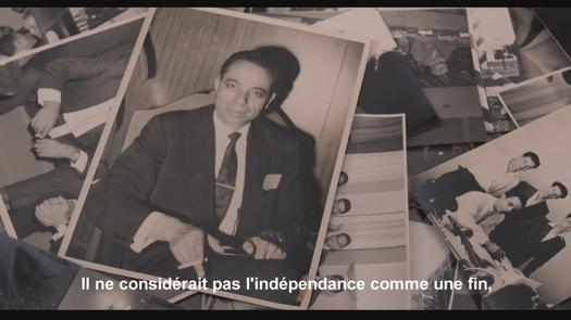 Ahmed Tlili « Mémoire de la démocratie »Documentary