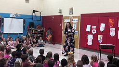 Folklore with Cedar Grove Elementary