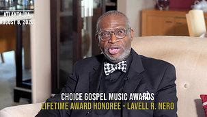 LaVell R. Nero Accceptance Speech (1)