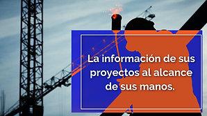 Planifique y gestione sus obras. (1)