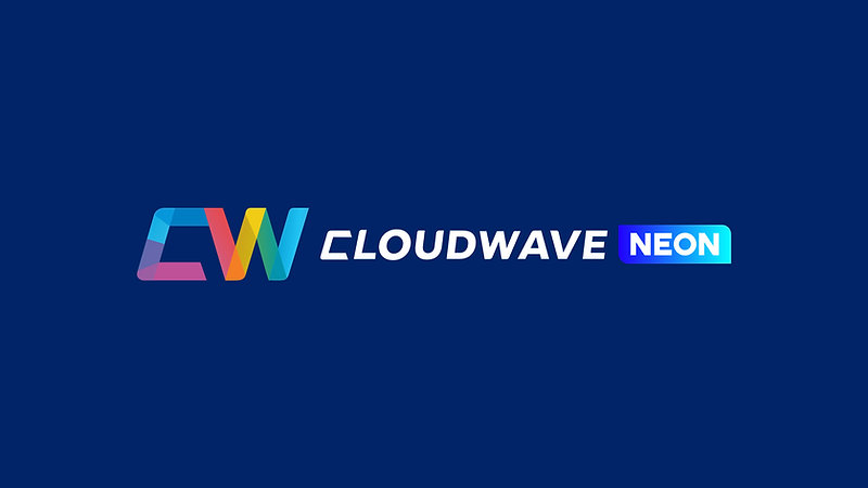 The power of Cloudwave Neon