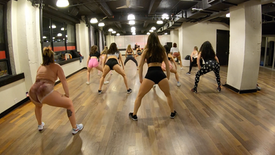 Twerk Choreography on Yikes by Nicki Minaj Part 1