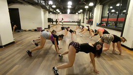Twerk Choreography on Yikes by Nicki Minaj Part 2